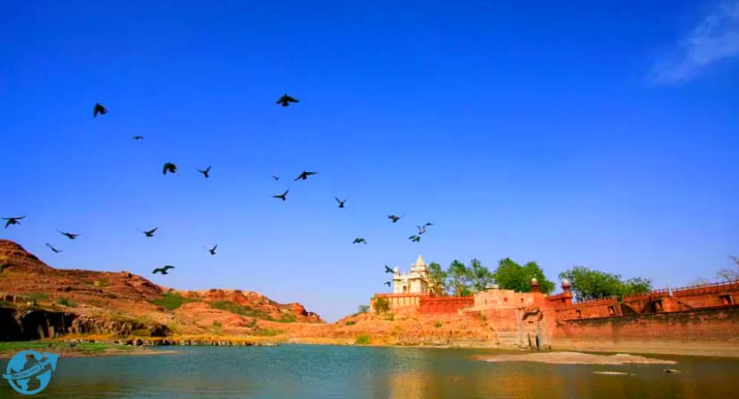 Balsamad  lake, Best places to visit in Jodhpur