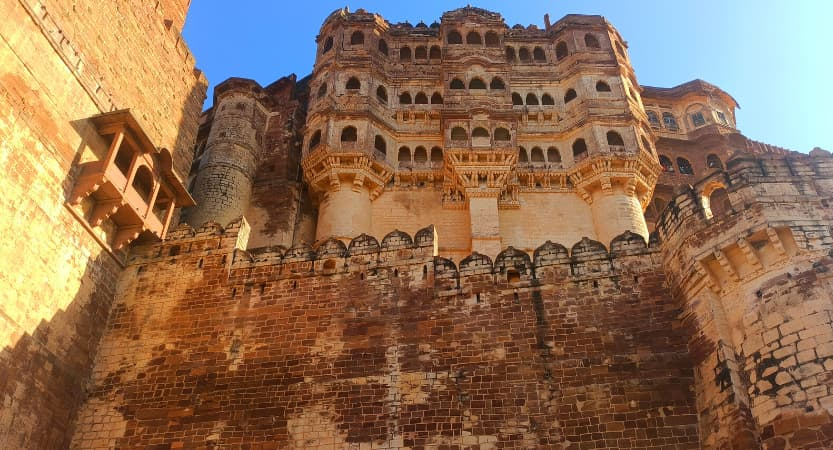Read more about the article Mehrangarh Fort | Information | History | Timing