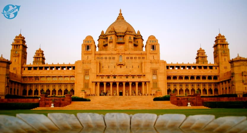 Umaid Bhawan Palaces, Best places to visit in Jodhpur