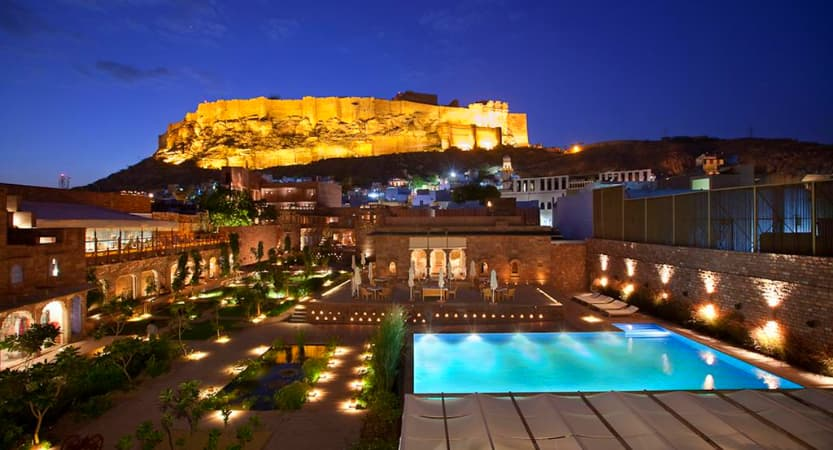 Read more about the article Top 25 Resorts in Jodhpur | Places to Stay in Jodhpur