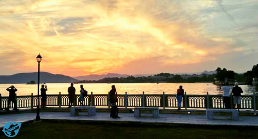 Ambrai Ghat, Best places to visit in Udaipur