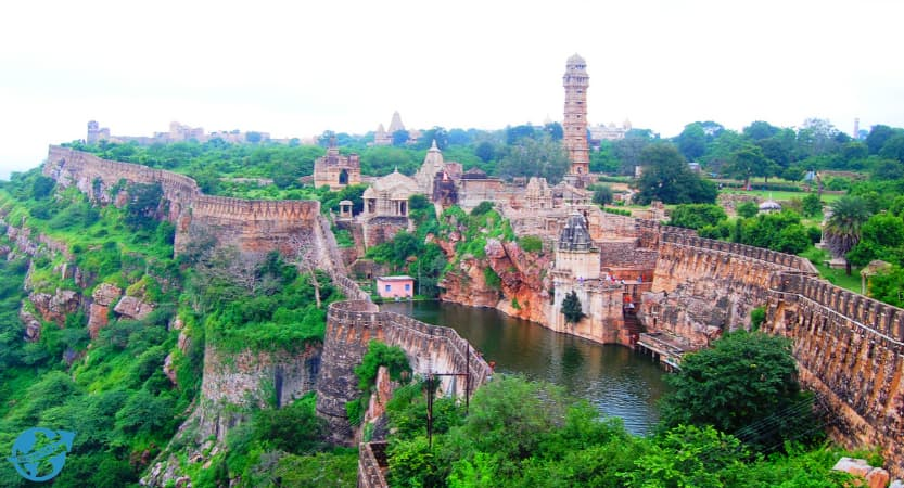 Chitorgarh Fort, palaces and forts in Udaipur