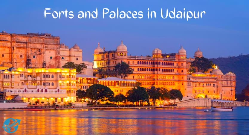 Read more about the article 8 Beautiful Forts and Palaces in Udaipur for a Royal Retreat