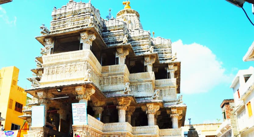 Jagdish temple, Best places to visit in Udaipur