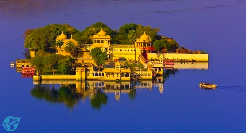 Jagmandir Palace, Palaces and forts in Udaipur