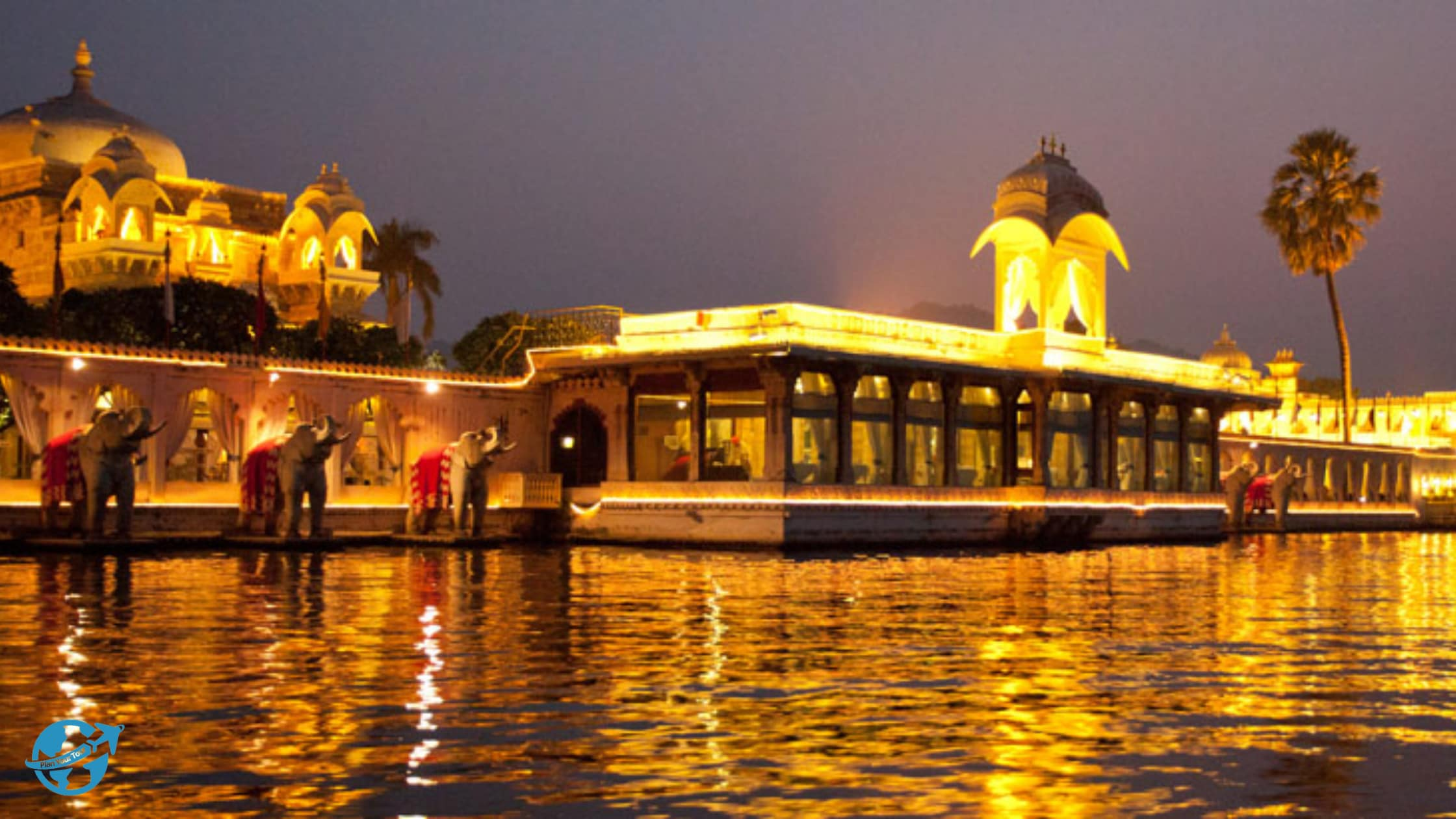 Jagmandir Palace, Places to visit in Udaipur