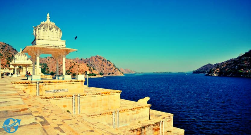 Jaisamad lake, Best places to visit in Udaipur