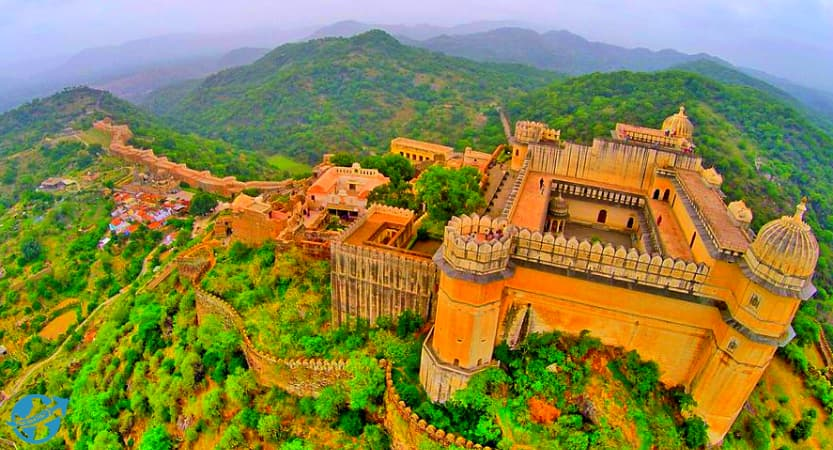 Kumbhalgarh Fort, Palaces and Forts in Udaipur
