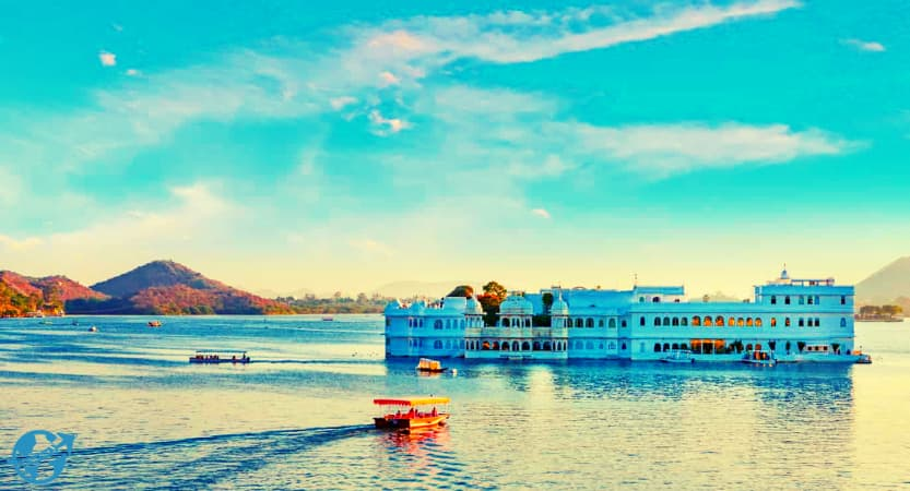 Taj Lake Palace, Best places to visi in Udaipur
