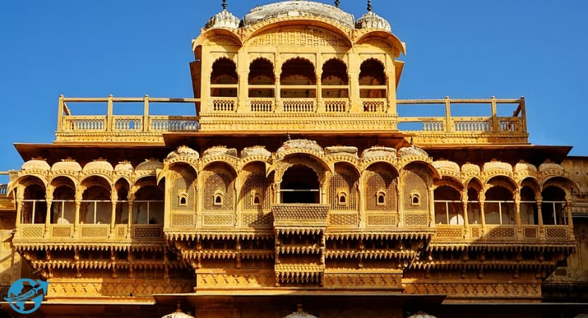 Best places to visit in Jaisalmer, Patwo ki haveli